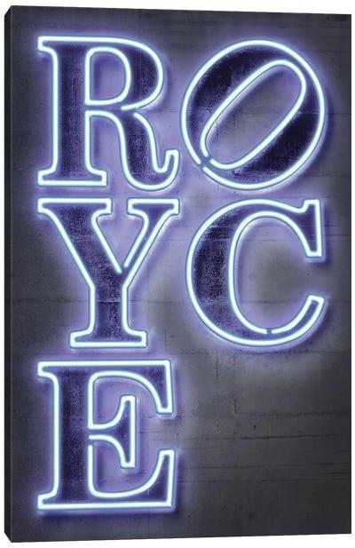 Royce Canvas Art Print