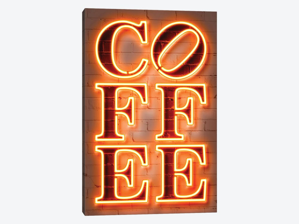 Coffee by Octavian Mielu 1-piece Canvas Wall Art