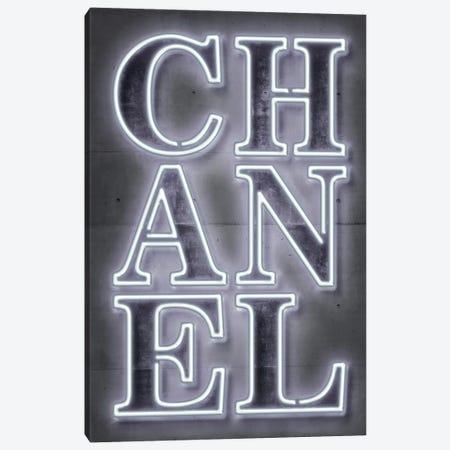 Chanel Canvas Print #OMU271} by Octavian Mielu Canvas Print