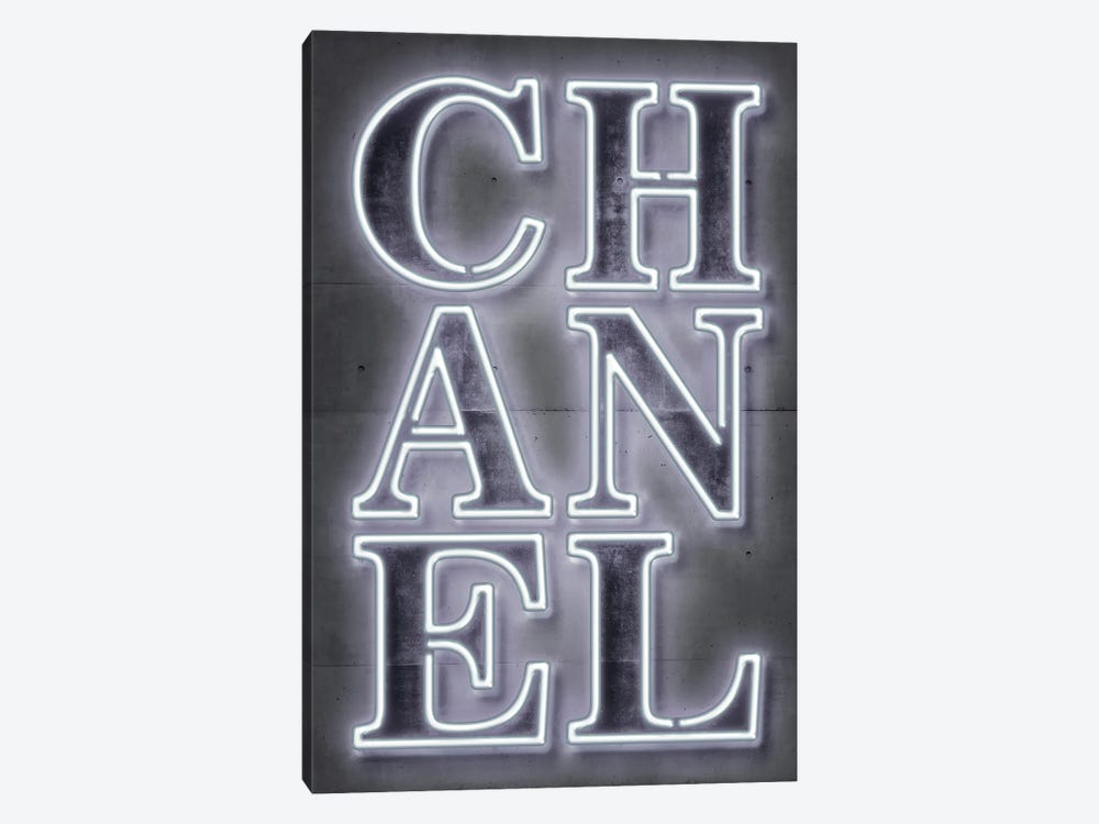 Chanel by Octavian Mielu 1-piece Canvas Print