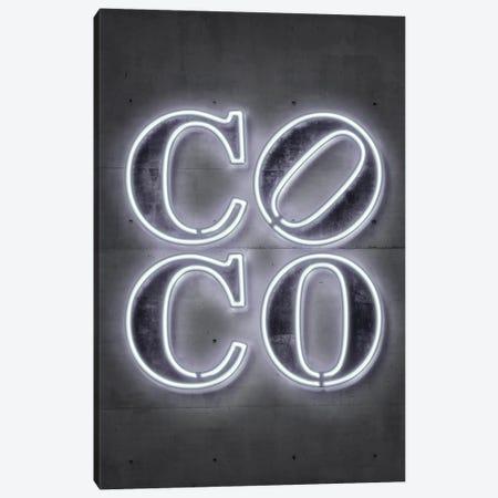 Coco Canvas Print #OMU272} by Octavian Mielu Canvas Print
