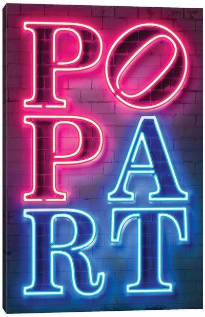 Pop Art Canvas Art Print