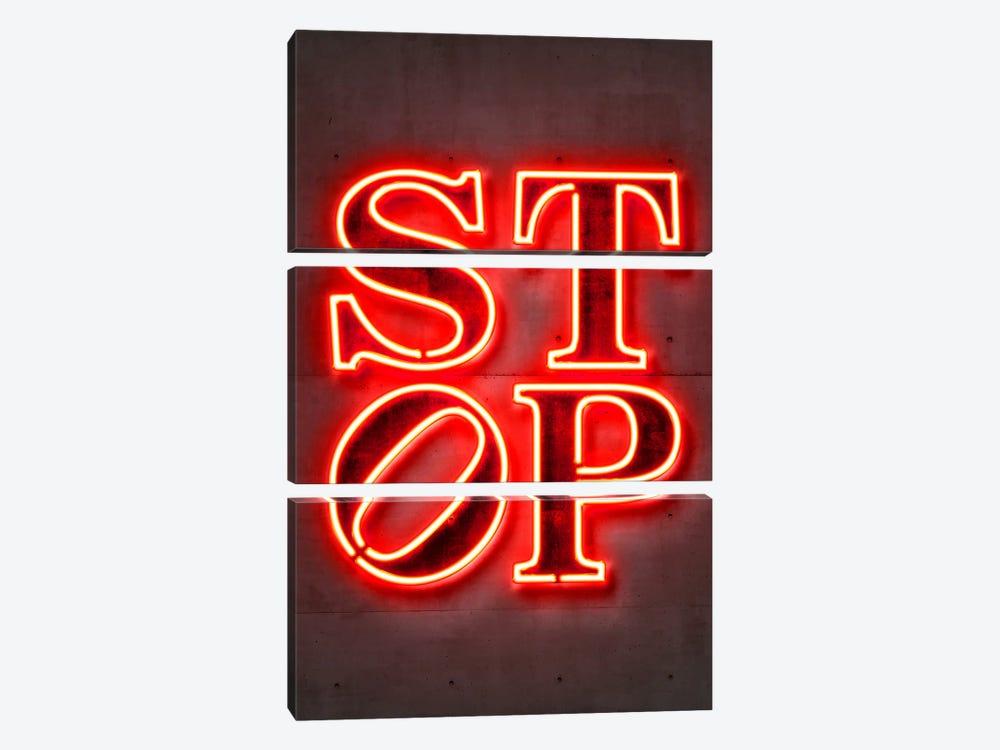 Stop by Octavian Mielu 3-piece Art Print