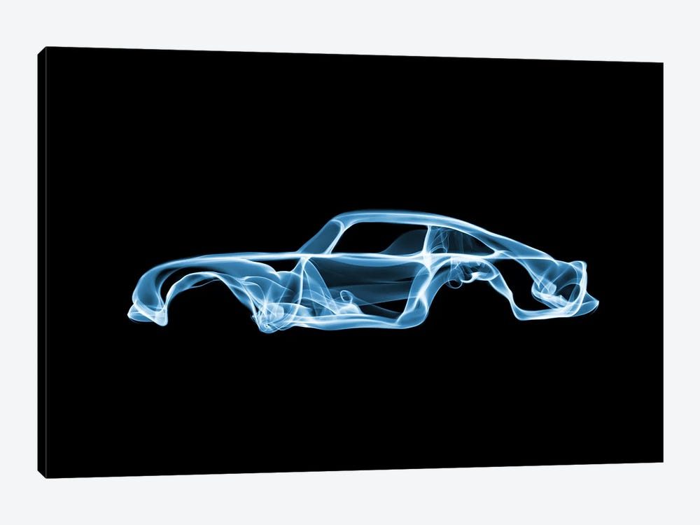 Aston Martin by Octavian Mielu 1-piece Canvas Wall Art