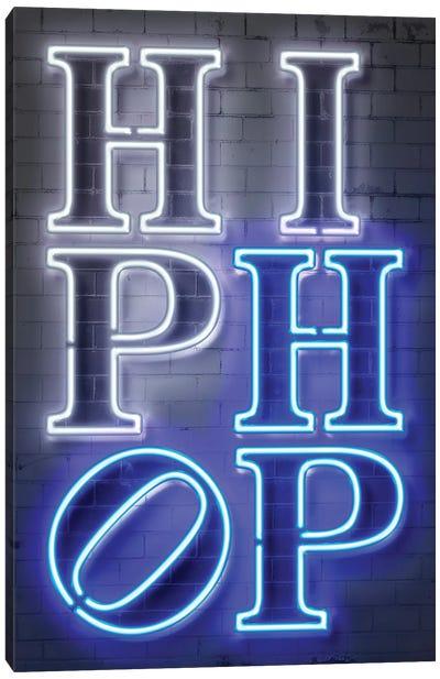 Hip Hop Canvas Art Print