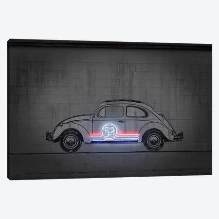Herbie Canvas Print #OMU303} by Octavian Mielu Art Print