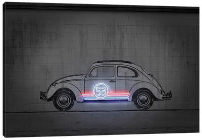 Herbie Canvas Art Print