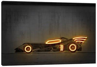 Batmobile 89 Canvas Art Print