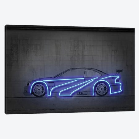 M3 Most Wanted Canvas Print #OMU311} by Octavian Mielu Canvas Art
