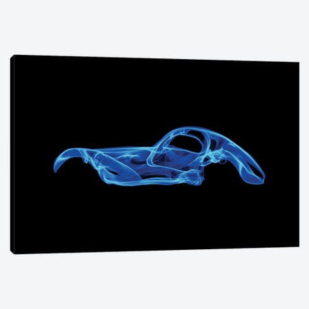 Bugatti Atlantic 3-Piece Canvas #OMU31} by Octavian Mielu Canvas Print