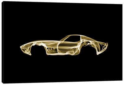 Chevrolet Corvette C3 Canvas Art Print