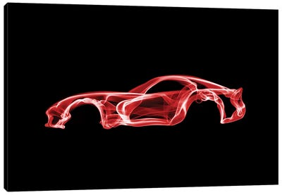 Dodge Viper Canvas Art Print