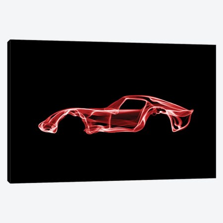 Ferrari 250 GTO Canvas Print #OMU36} by Octavian Mielu Canvas Art