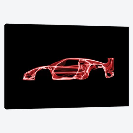 Ferrari F40 Canvas Print #OMU37} by Octavian Mielu Canvas Art