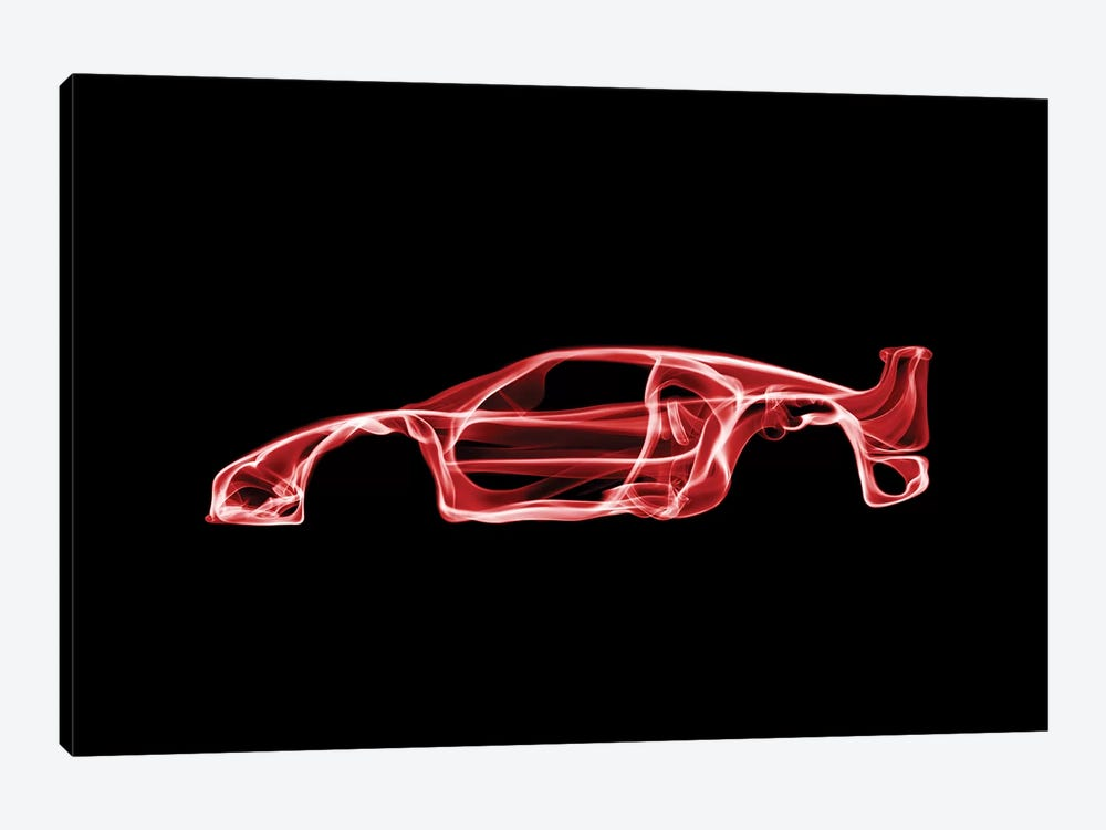 Ferrari F40 1-piece Canvas Wall Art