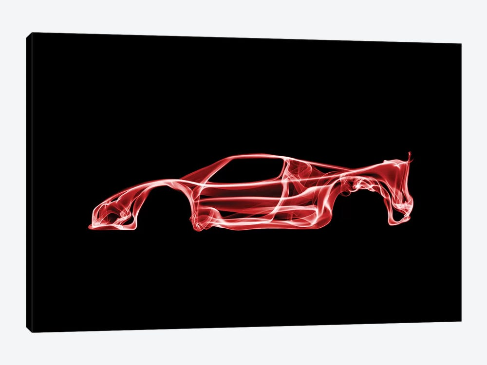 Ferrari F50 by Octavian Mielu 1-piece Canvas Art Print