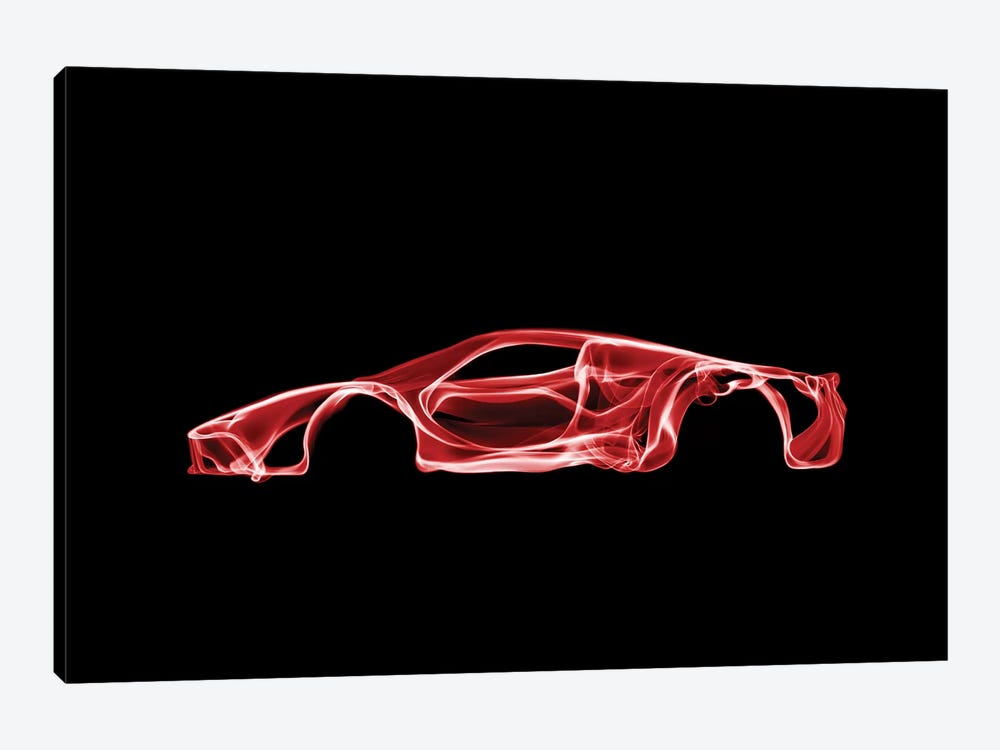 LaFerrari by Octavian Mielu 1-piece Canvas Artwork