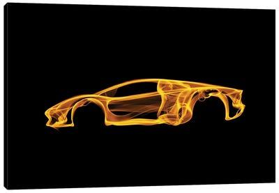 Lamborghini Aventador Canvas Art Print