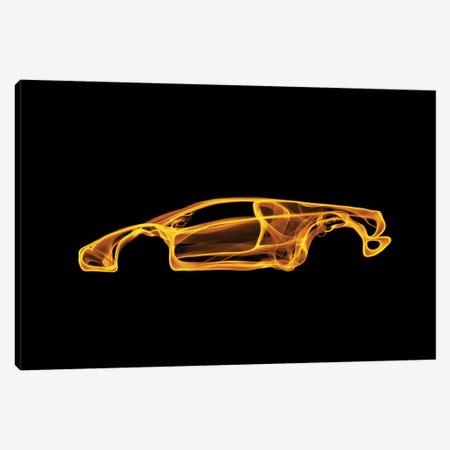 Lamborghini Diablo Canvas Print #OMU45} by Octavian Mielu Art Print