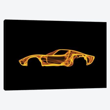 Lamborghini Miura Canvas Print #OMU46} by Octavian Mielu Canvas Print