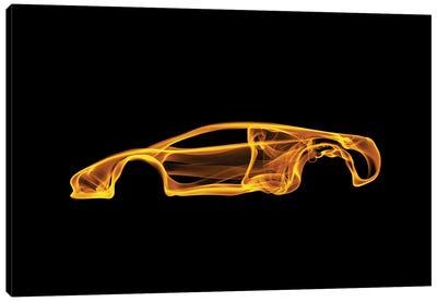 Lamborghini Murcielago Canvas Art Print