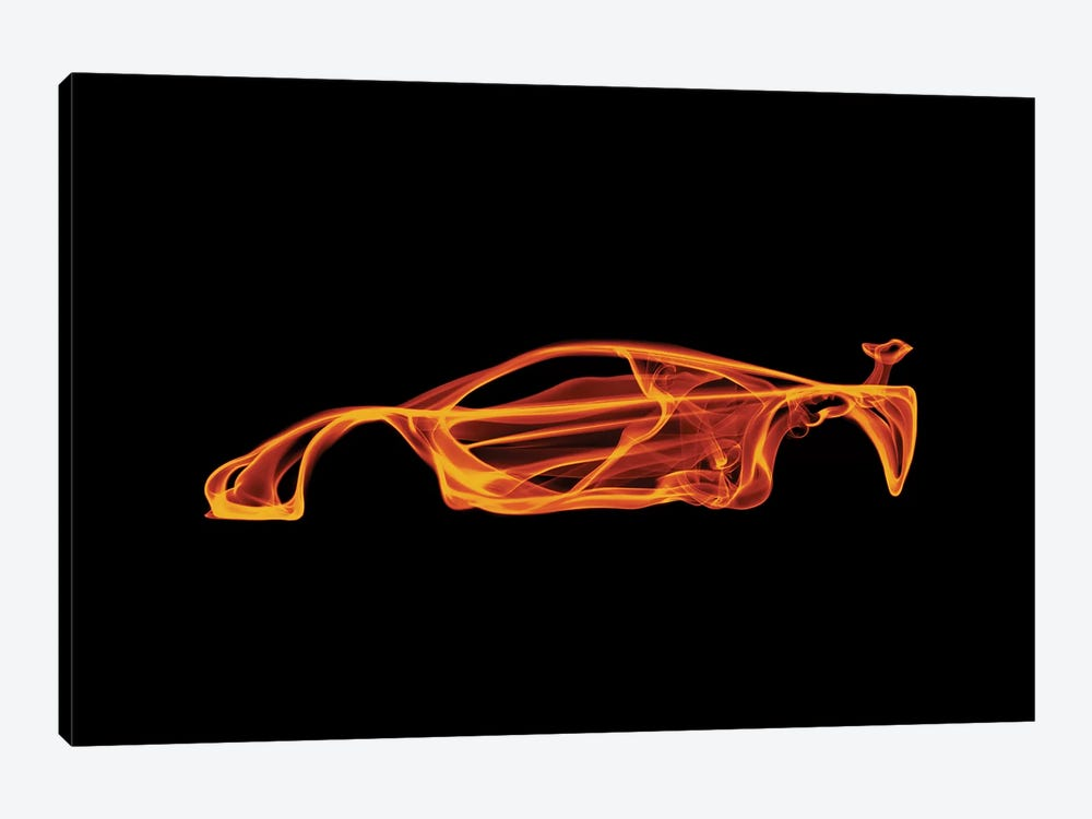 McLaren F1 by Octavian Mielu 1-piece Canvas Artwork