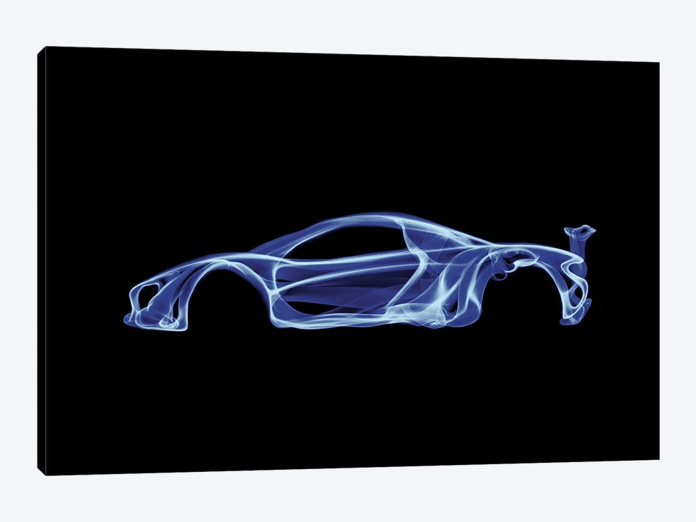 McLaren P1 by Octavian Mielu 1-piece Canvas Print