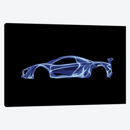 McLaren P1 3-Piece Canvas #OMU49} by Octavian Mielu Canvas Artwork