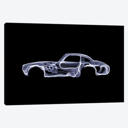 Mercedes-Benz 300 SL Canvas Print #OMU50} by Octavian Mielu Canvas Print