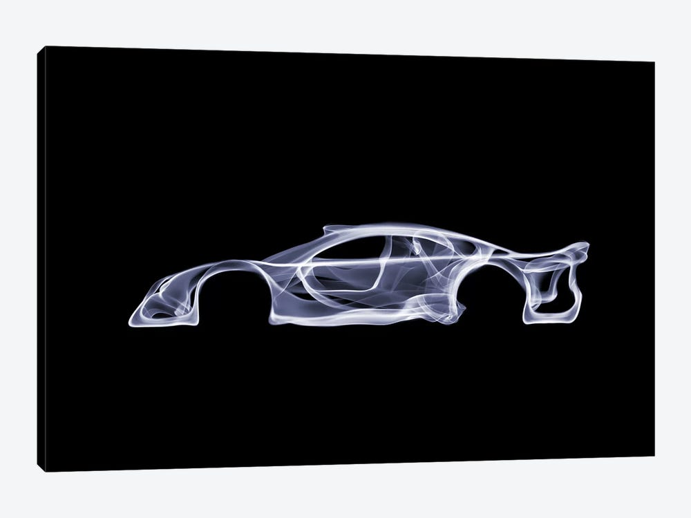 Mercedes Benz Clk Gtr By Octavian Mielu 1 Piece Canvas Wall Art