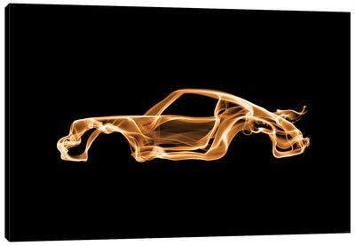 Porsche 911 Turbo Canvas Art Print