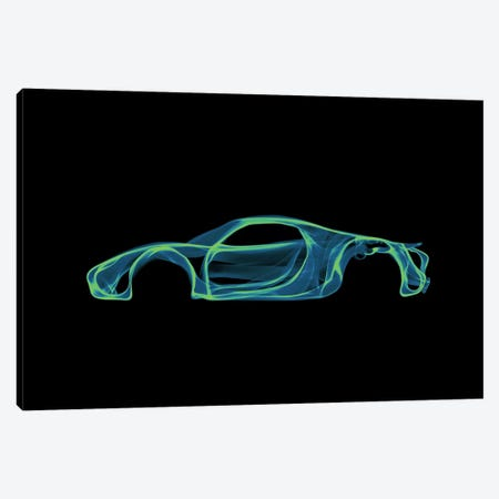 Porsche 918 Spyder Canvas Print #OMU55} by Octavian Mielu Canvas Wall Art