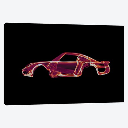 Porsche 959 Canvas Print #OMU56} by Octavian Mielu Canvas Art