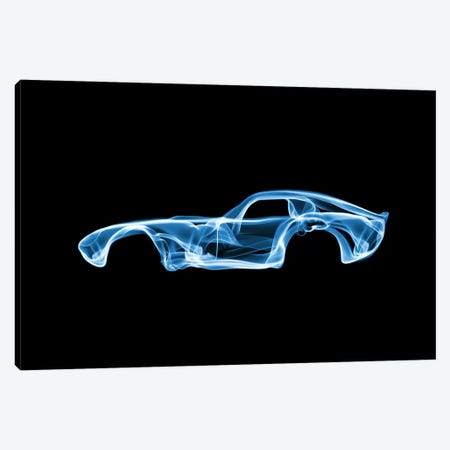 Shelby Daytona Canvas Print #OMU58} by Octavian Mielu Canvas Art Print