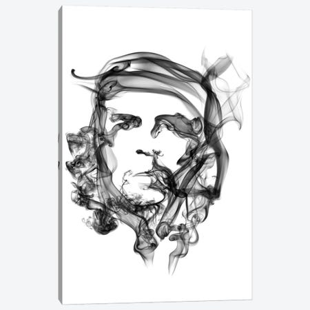 Che Guevara Canvas Print #OMU5} by Octavian Mielu Canvas Art Print