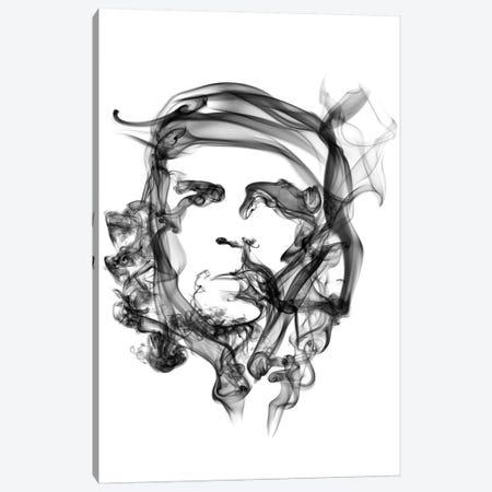 Che Guevara Canvas Print #OMU5} by Octavian Mielu Canvas Art Print