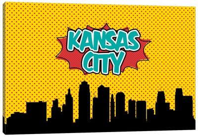 Kansas City Canvas Art Print