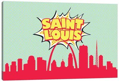 St. Louis Canvas Art Print