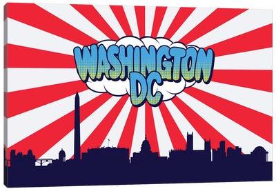 Washington Canvas Art Print
