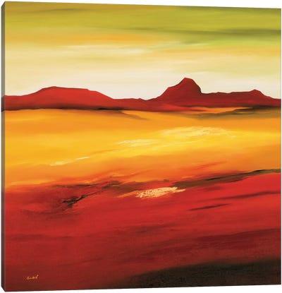 Australian Landscape II Canvas Art Print