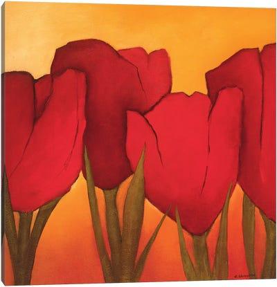 Be In Full Bloom II Canvas Art Print