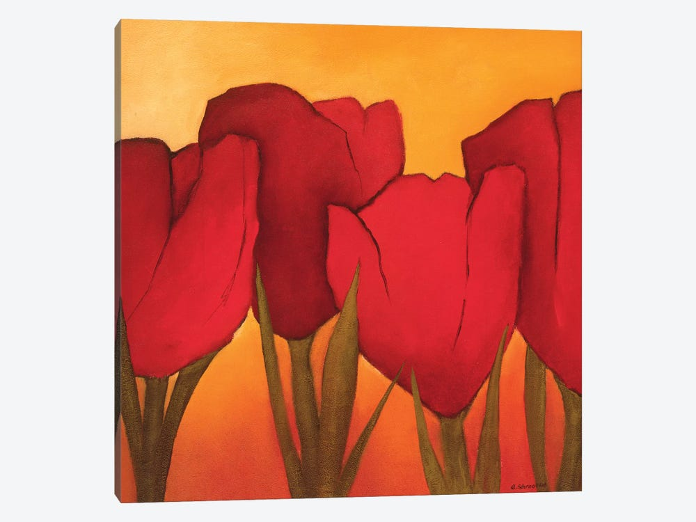 Be In Full Bloom II by André Schrooten 1-piece Canvas Artwork