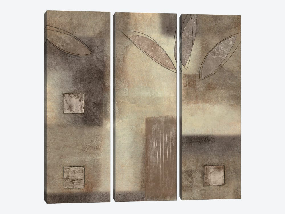 Incidentally II by Olivia Perry 3-piece Canvas Wall Art