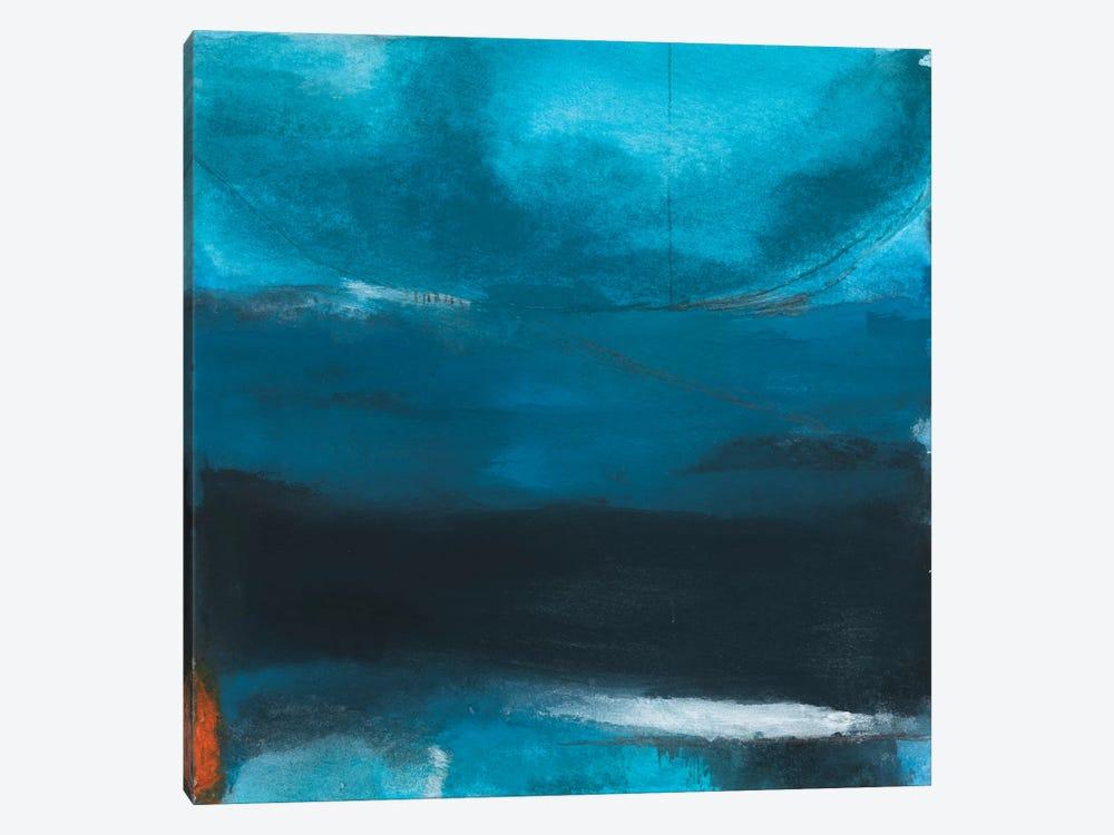 Knight by Michelle Oppenheimer 1-piece Canvas Art
