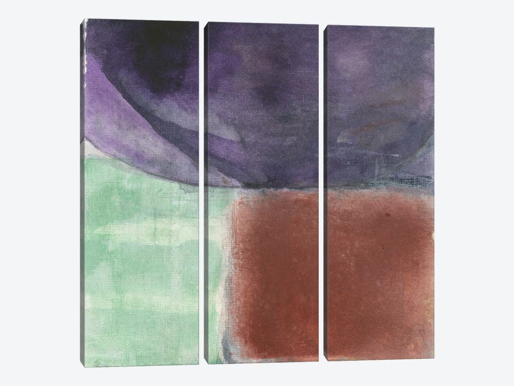 Phase by Michelle Oppenheimer 3-piece Canvas Print