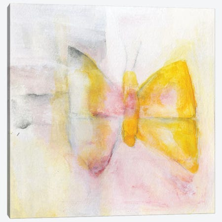 Butterfly III Canvas Print #OPP108} by Michelle Oppenheimer Canvas Artwork