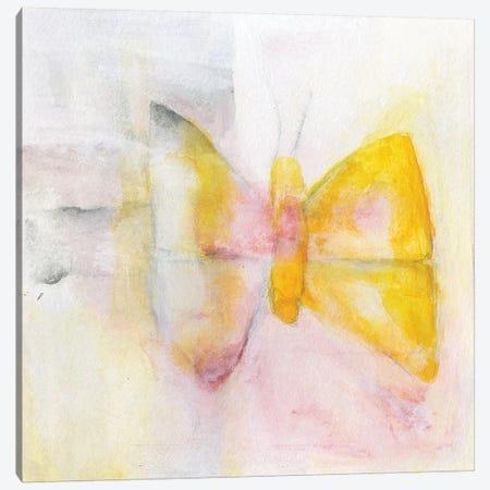 Butterfly III Canvas Print #OPP108} by Michelle Oppenheimer Canvas Artwork