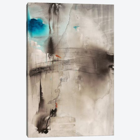 Breath Canvas Print #OPP10} by Michelle Oppenheimer Canvas Artwork