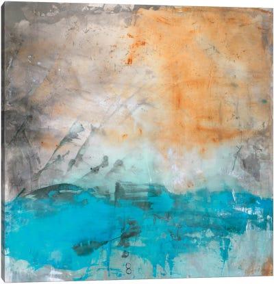 Cascade Canvas Art Print