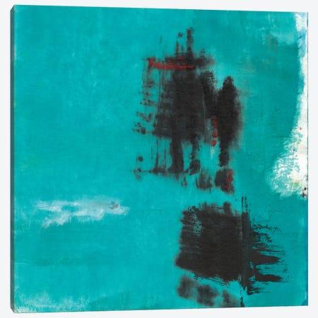 Footprints Canvas Print #OPP34} by Michelle Oppenheimer Canvas Art Print